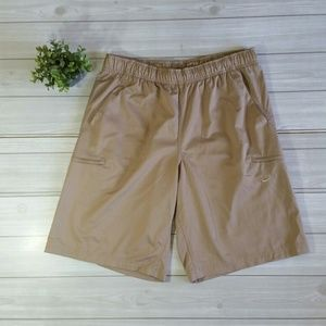 Nike Men's Cargo Shorts Brown / Khaki Size  XL